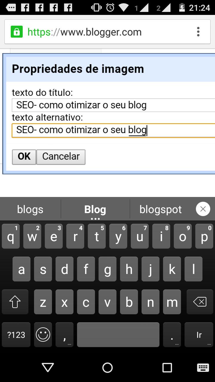 SEO- como otimizar o seu blog