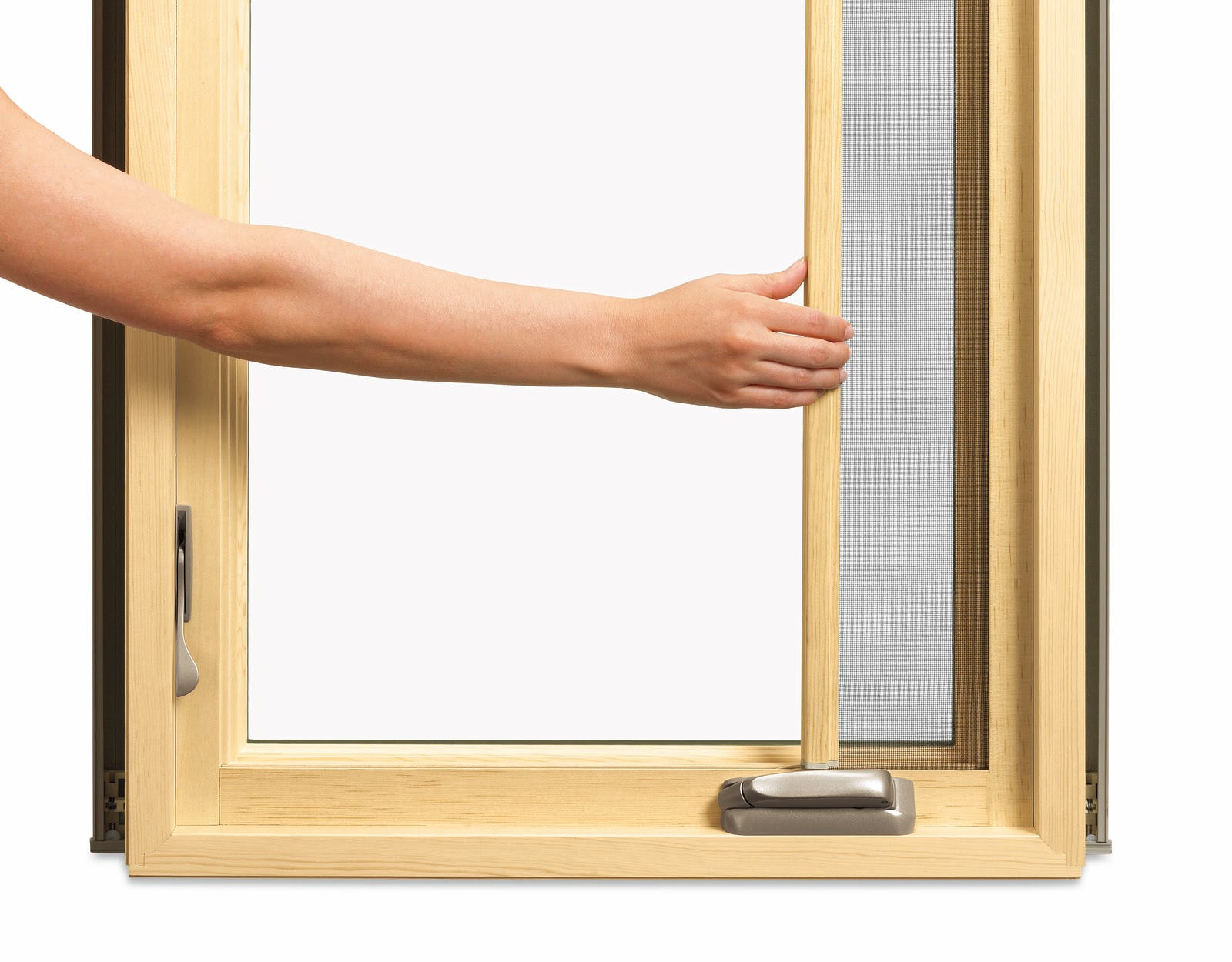Retractable screen doors for modern style retractable for Hideaway screen doors home depot