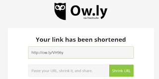 Cara Memendekan URL-Link