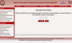 Indian Railways Reservation