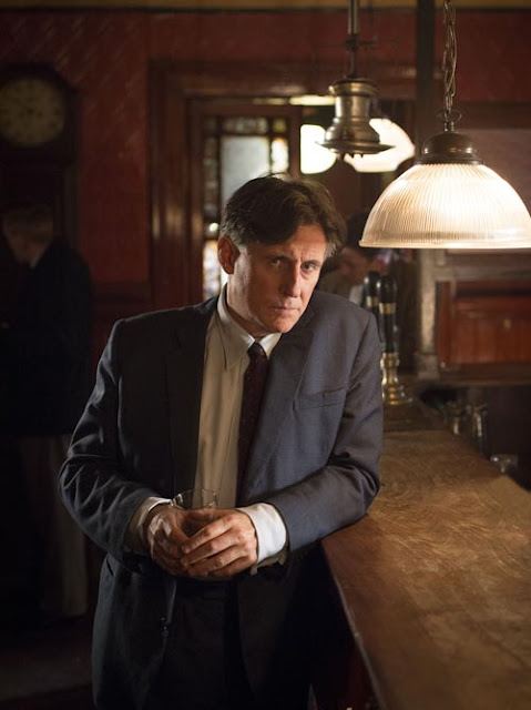 BBC1's new series Quirke, with Gabriel Byrne