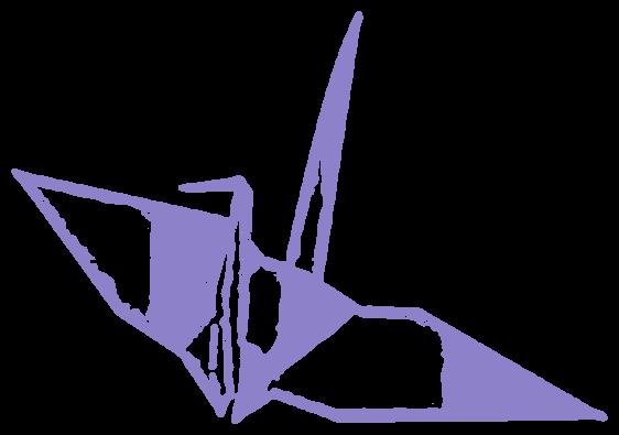 すべての折り紙 誕生日 飾り 折り紙 : 折り鶴(年賀状)|かわいい ...