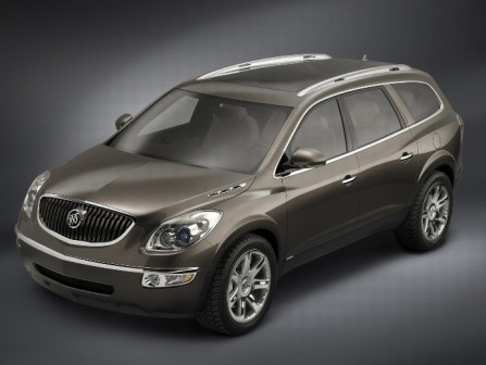 2012 buick enclave reviews cars zones. Black Bedroom Furniture Sets. Home Design Ideas