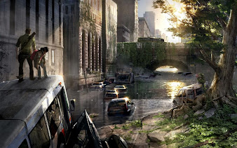 #13 The Last of Us Wallpaper