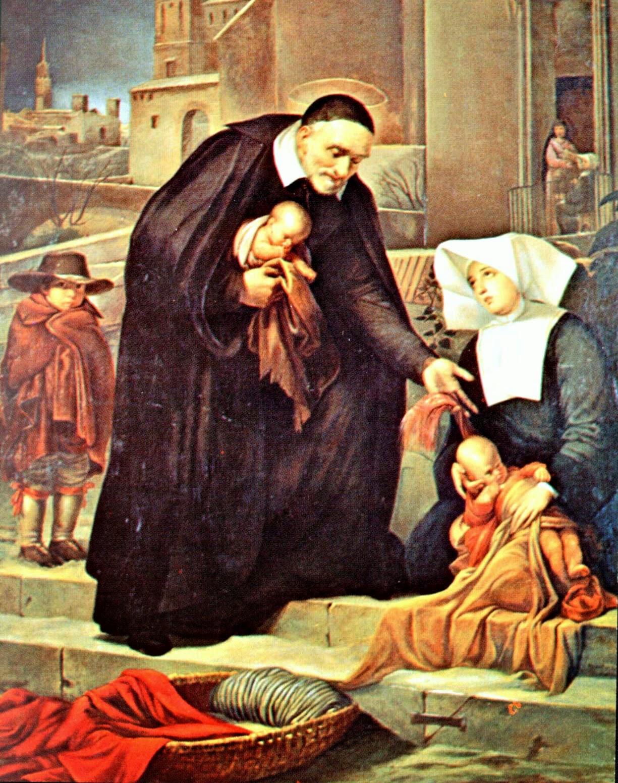 St. Vincent de Paul, Apostle of the Poor