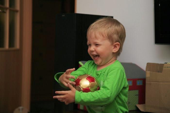 zabawy ruchowe dla trzylatków czterolatków