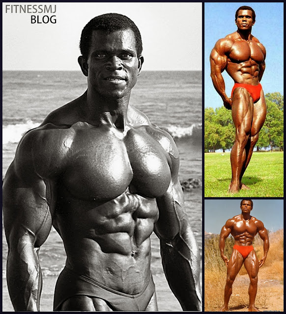 sergg nubret, bodybuilder , big pectorial muscles , mr france ,