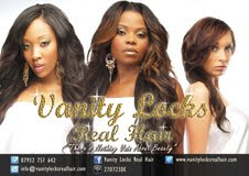 GET 100% REAL HUMAN HAIR FROM VANITY LOCKS! CLICK HERE