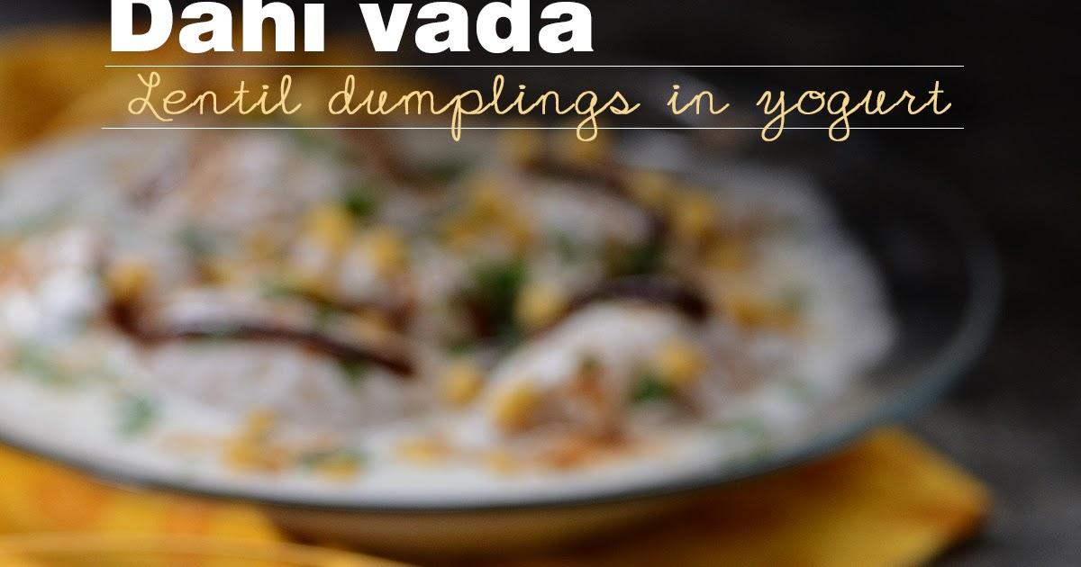 how to make dahi vada in hindi pdf