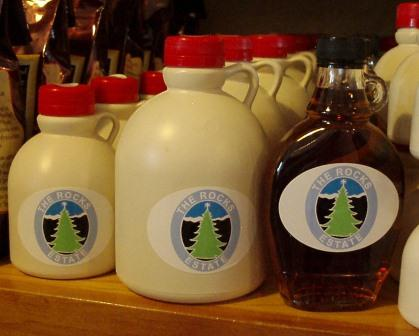 When you walk into the main building at The Rocks Estate to start your New Hampshire Maple Experience, you'll notice a unique gift shop filled to brimming ...