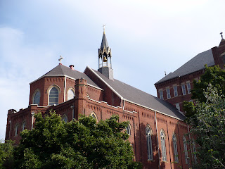 Duquesne University's chapel