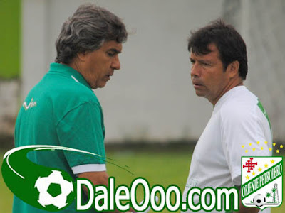 Oriente Petrolero - Carlos Ragons - Erwin Snchez - Club Oriente Petrolero