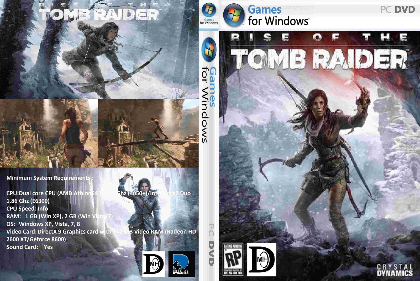 Download - Rise of the Tomb Raider 2016 DLC RePack - PC [Torrent]