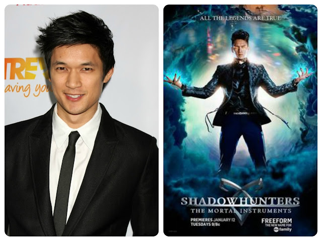 Harry Shum Jr, Magnus Bane