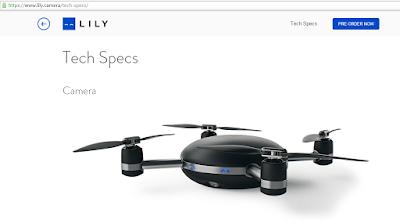 Lily Camera - Il vostro drone camera