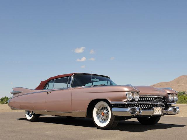 1959 Cadillac Eldorado Biarritz | キャデラック・エルドラド ビアリッツ