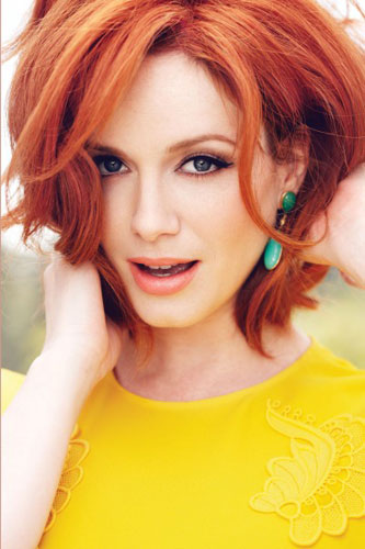 Christina Hendricks, Mad Men