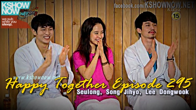 Happy Together Episode 295 English subs