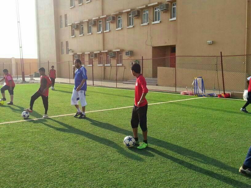 دوري تطوير كرة القدم بنادي الحي بديحمة