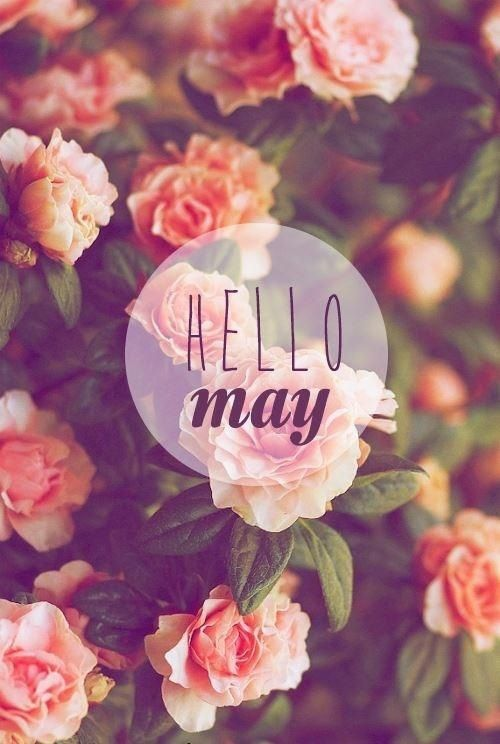¡Bienvenido Mayo!...