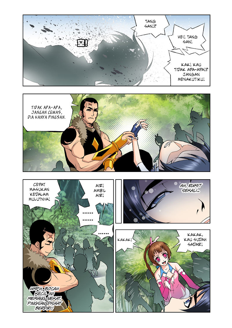 Soul Land Chapter 24