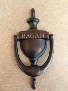 Ragan, door knocker,