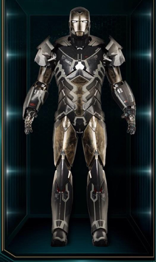 "IRON MAN 3 - MARK XV ""SNEAKY"" (MMS348) - Page 2 Photo%2528642%2529%2B%25E6%258B%25B7%25E8%25B2%259D"