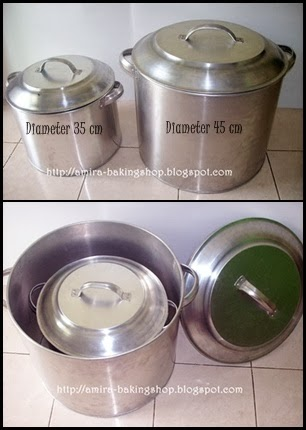 18. Oven Tangkring Stainless 40 x 40 cm