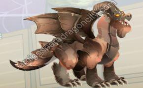 imagen del dragon granito