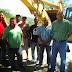 El INDRHI inicia trabajos para aumentar el caudal del rio el Manguito.