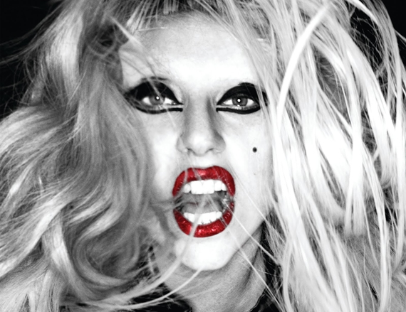 lady gaga born this way cover. lady gaga born this way album