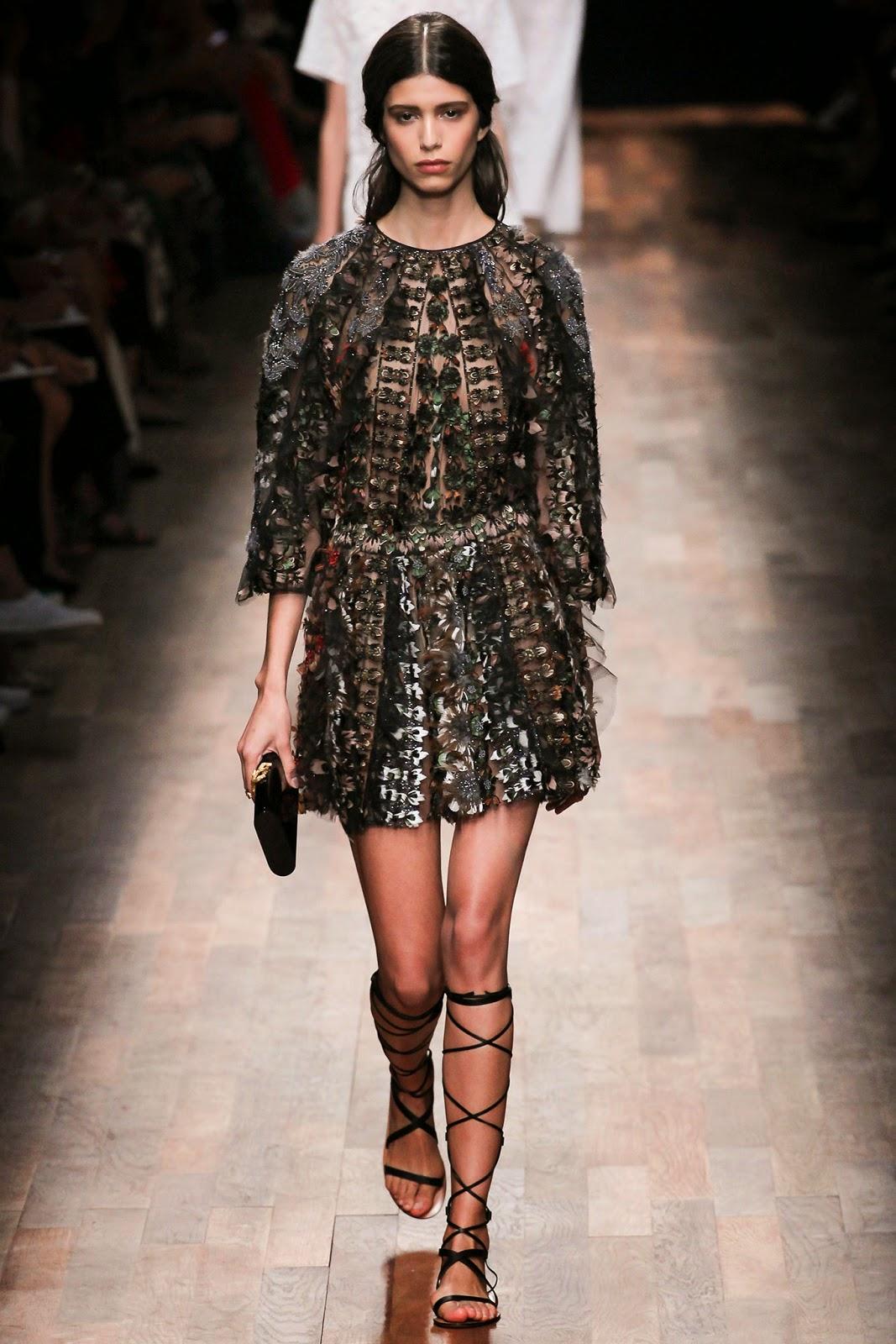 valentino 2015 summer 2016 trend women dress30 Valentino 2015 samling, våren sommaren 2016 Valentino klänning modeller, Valentino kväll klänning nya säsongen kvinnors kjolar modeller