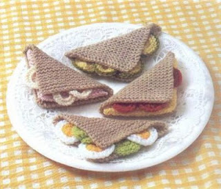 Amazing Magazine: Brilliant knitted food patterns