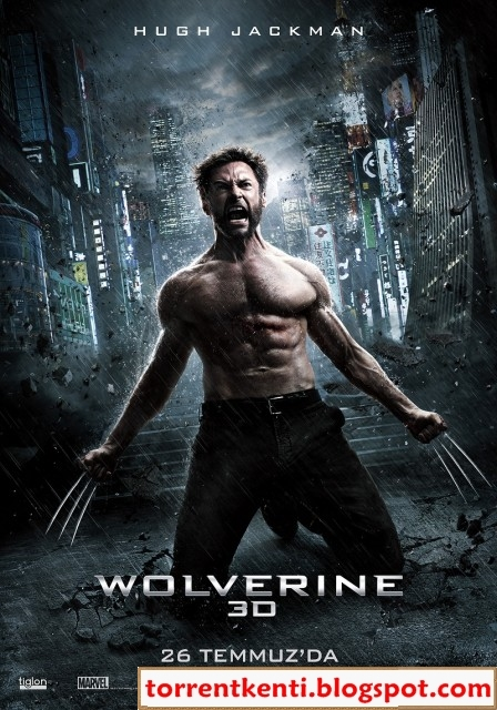 the wolverine torrent indir