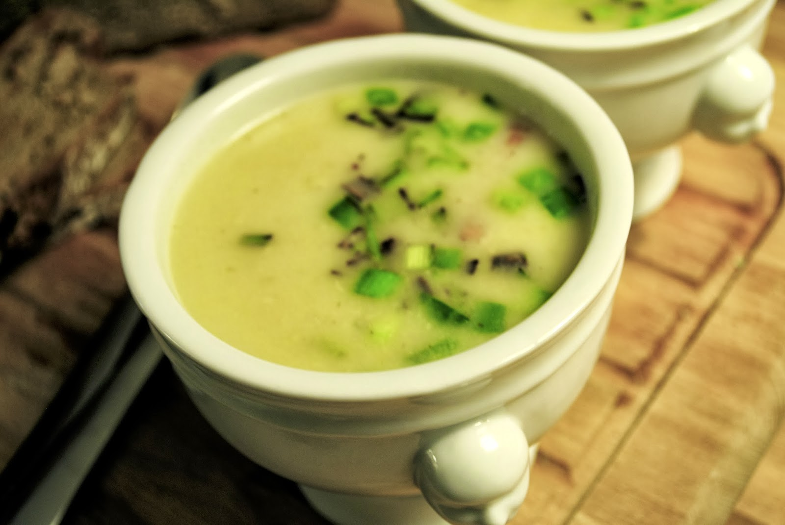 broccoli porre suppe