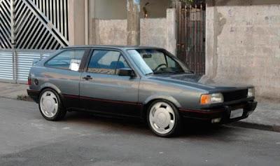 Gol GTS Turbo