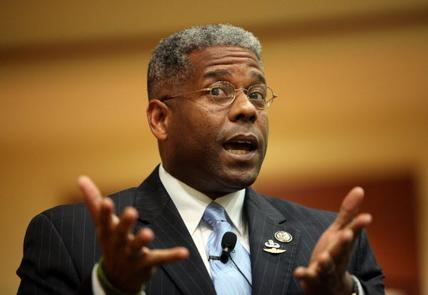 Former Congressman Allen West - Tea Party loon