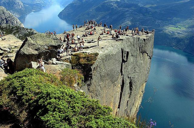 أجمل 5 خلجان في النرويج