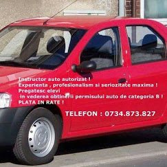 Instructor auto autorizat