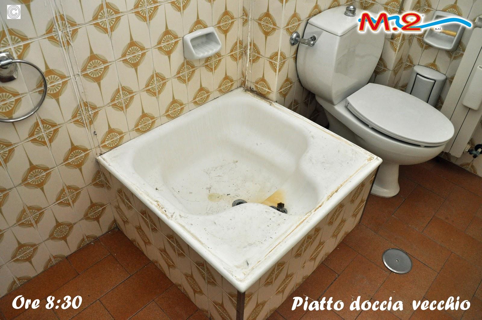 Vasca Da Sovrapporre : Sostituzione piatto doccia particolare m.2 trasformazione vasca in