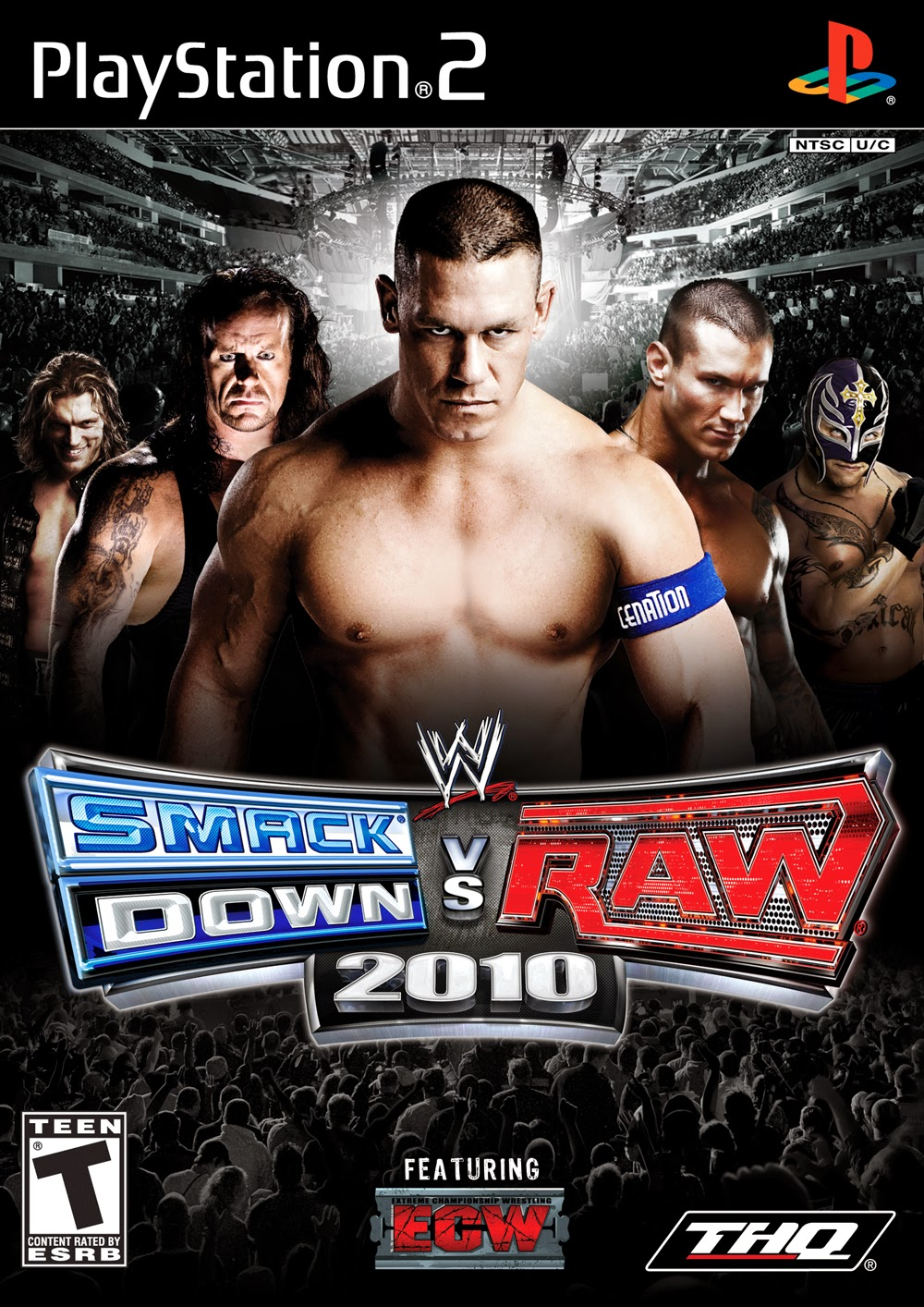 Smack down VS Raw 2010