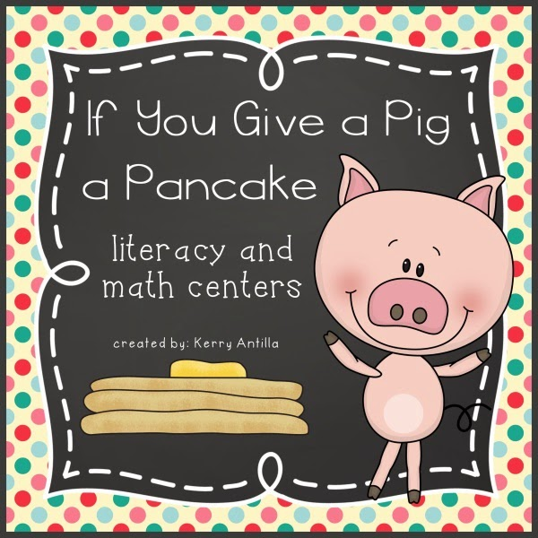 https://www.teacherspayteachers.com/Product/If-You-Give-a-Pig-a-Pancake-Literacy-and-Math-Centers-FREE-1835410