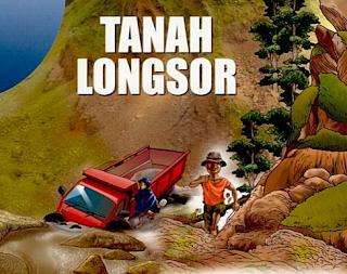 BENCANA TANAH LONGSOR – Cara Mengatasi Tanah Longsor