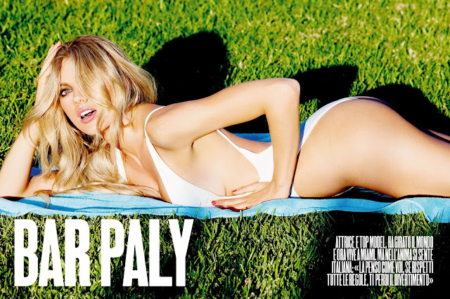Bar Paly for Max Magazine (Italy May 2013)