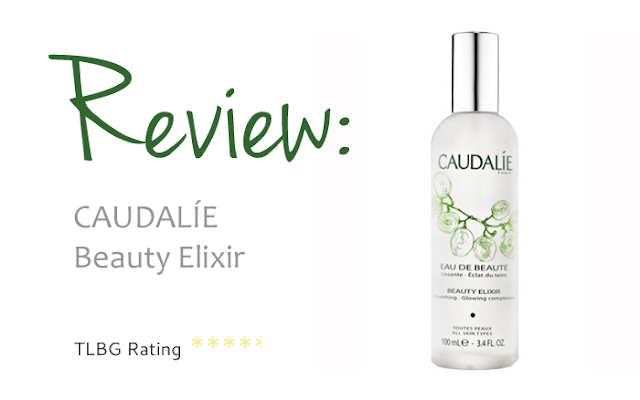 Review: CAUDALÍE Beauty Elixir