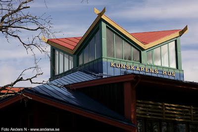 kunskapens hus Jokkmokk samiskt utbildningscentrum