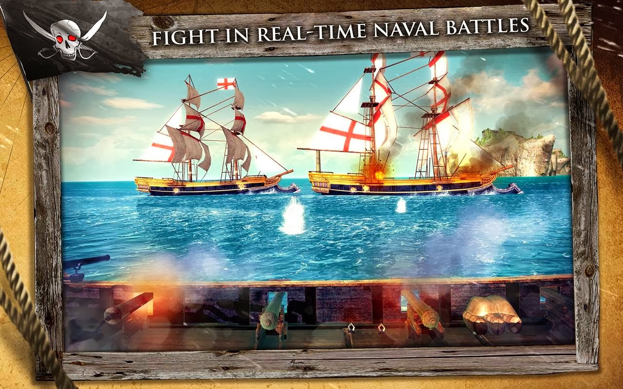 AC Pirates Apk Data android Apps game free download Assassin's Creed