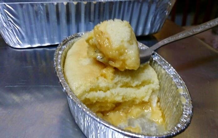Kek Karamel mini