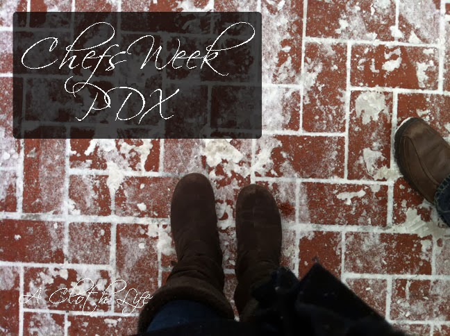 Chef's Week PDX #chefsweekpdx