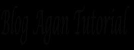 Agan Tutorial